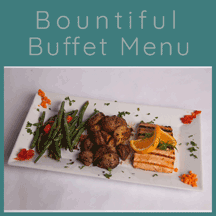 Bountiful Buffet Menu Terra Cotta Catering